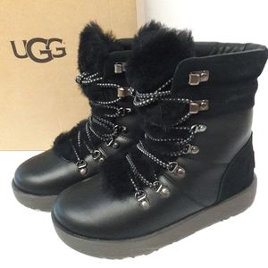 New Women's UGG Viki Waterproof Boots 6